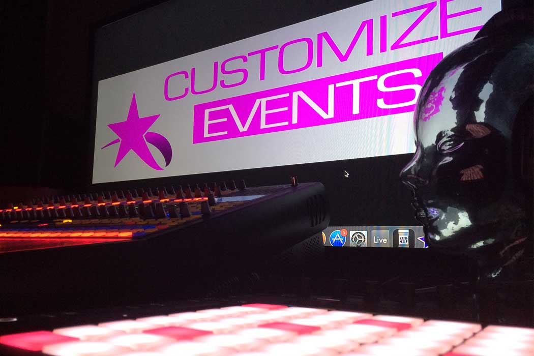 Customize Events